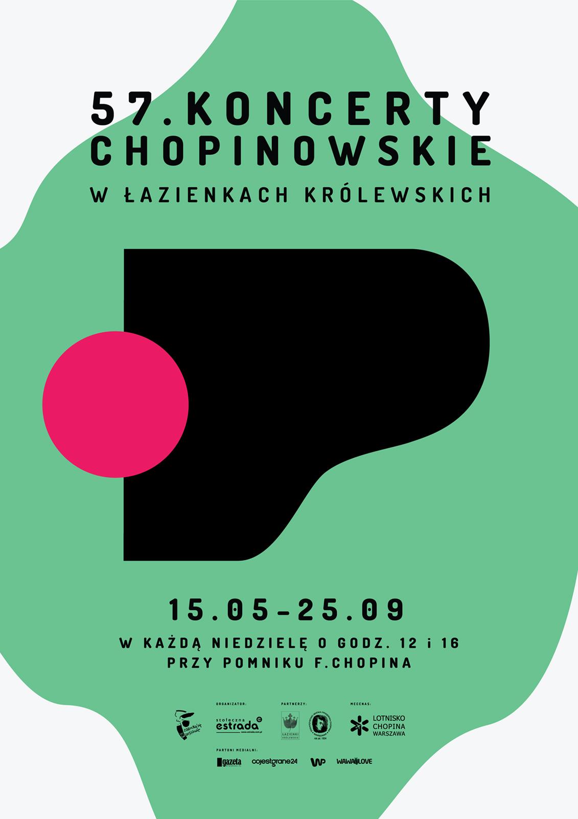 kohe-koncerty chopinowskie-plakat